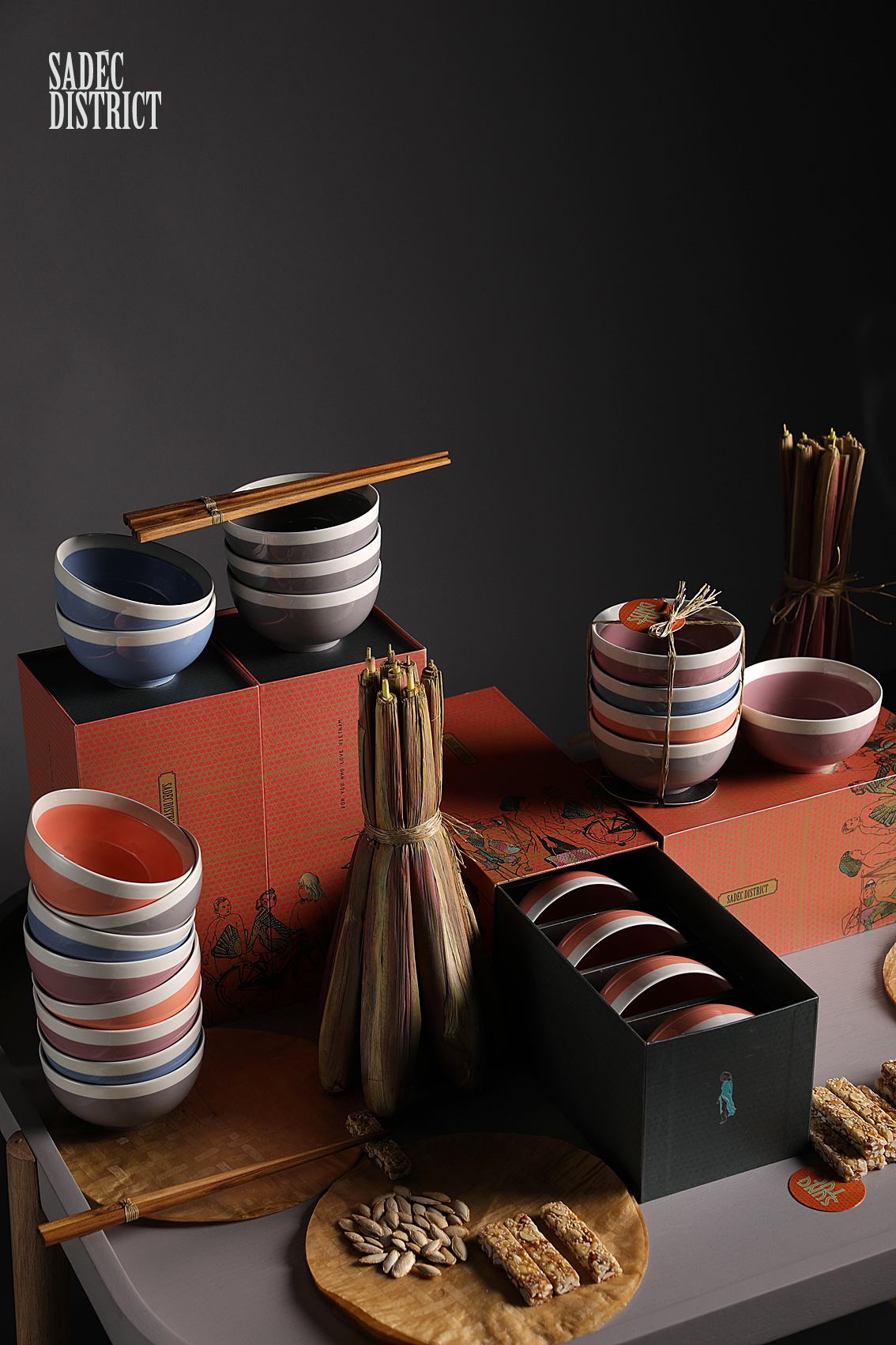 Sung Túc gift set